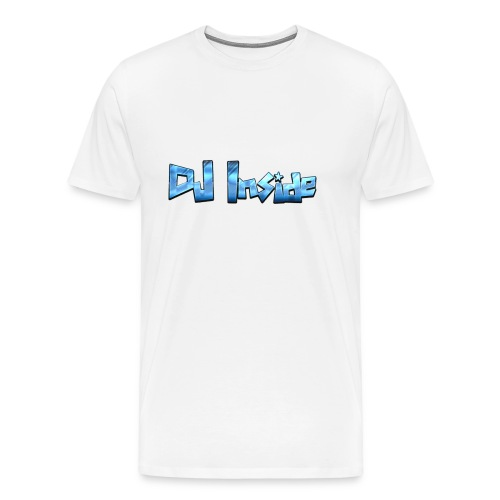 Cool Text DJ Inside 275586748159816 - Männer Premium T-Shirt