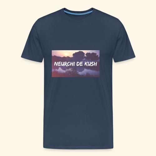🌼🔥🍁☘️ - T-shirt Premium Homme