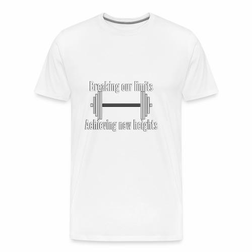 Tank Top - Herre premium T-shirt