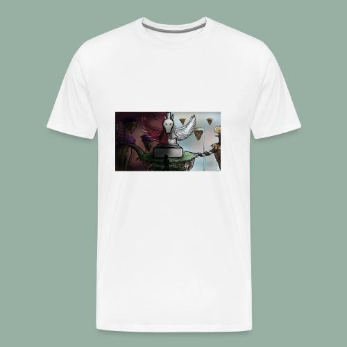 Pegasus - T-shirt Premium Homme
