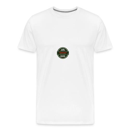 Myrefiske - Premium-T-shirt herr