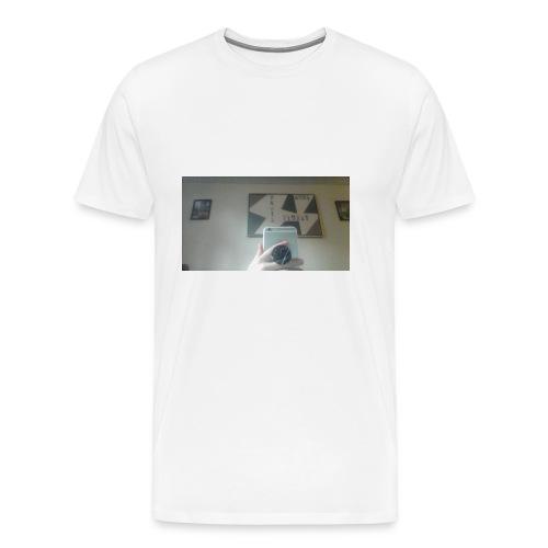 morgans pop socket merch - Men's Premium T-Shirt