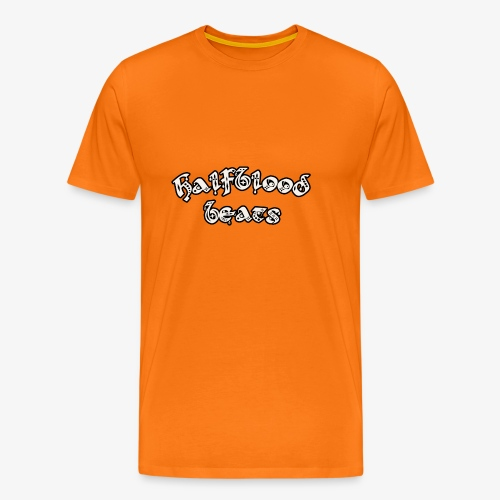 WITTE BRIEVEN - Mannen Premium T-shirt