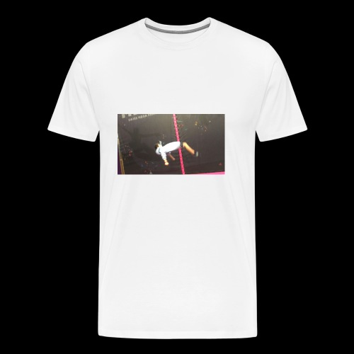 Jump bros Kuschel Tier - Männer Premium T-Shirt
