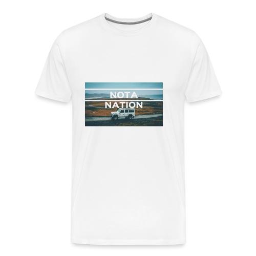 Nota Nation - Men's Premium T-Shirt