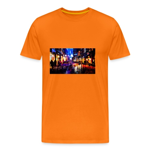 Flip Side Photography Amsterdam - Men's Premium T-Shirt