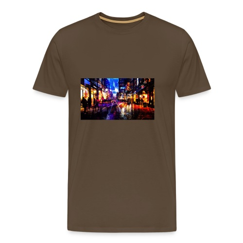 Flip Side Photography Amsterdam - Men's Premium T-Shirt