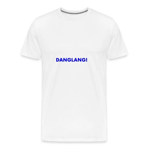 kids DANGLANG shirt - Men's Premium T-Shirt