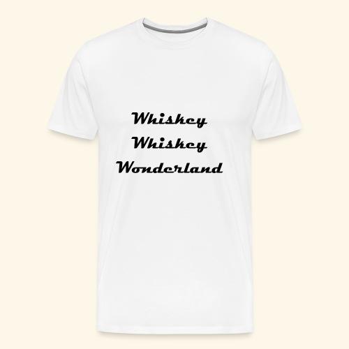 Whiskey - Männer Premium T-Shirt