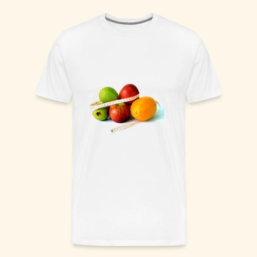 I`m on a diet! :( - Men's Premium T-Shirt