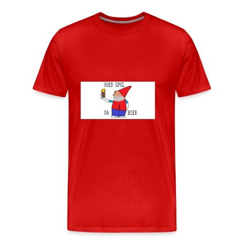 BIER KUT! - Mannen Premium T-shirt