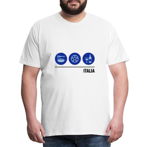 Circles - Italia - Men's Premium T-Shirt