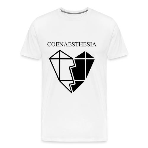 Coenaesthesia Logo - Men's Premium T-Shirt