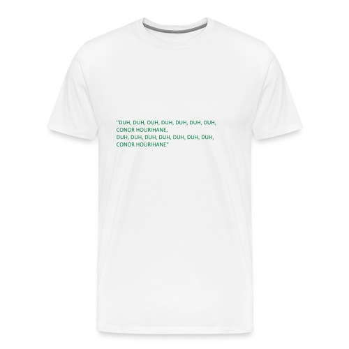 conor hourihane - Men's Premium T-Shirt