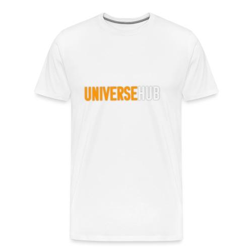 universehub - Herre premium T-shirt