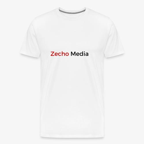 Zecho Media - Men's Premium T-Shirt