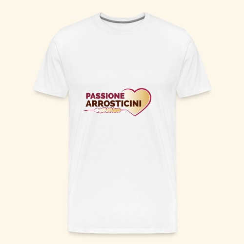 PASSIONE ARROSTICINI - Maglietta Premium da uomo
