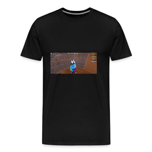 panda time - Men's Premium T-Shirt