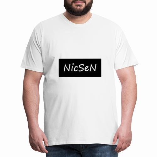 NicSeN Special - Premium T-skjorte for menn