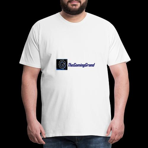 grand picture for white - Men's Premium T-Shirt