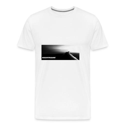 Nighthawk - Männer Premium T-Shirt