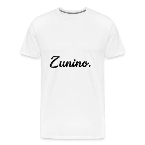 Zunino. COLLEZIONE INVERNALE - Maglietta Premium da uomo