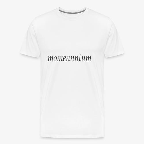 momennntum - Men's Premium T-Shirt