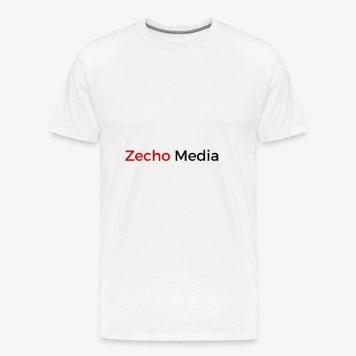 Zecho Media - Men's Premium T-Shirt
