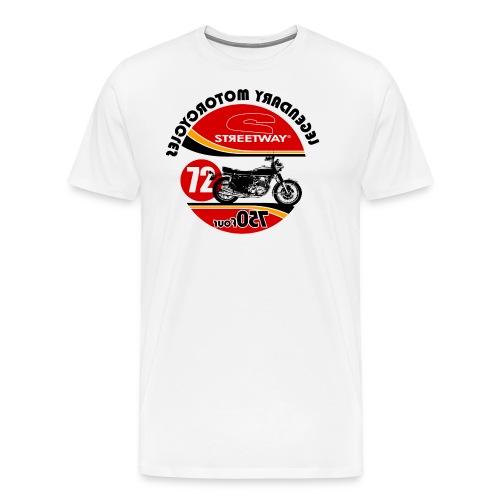 m040 - T-shirt Premium Homme