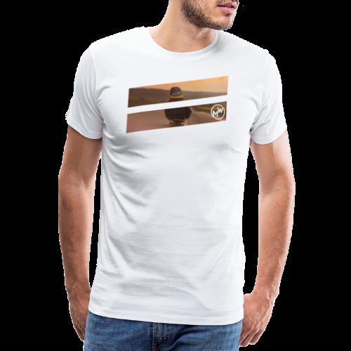 old school skate - Männer Premium T-Shirt