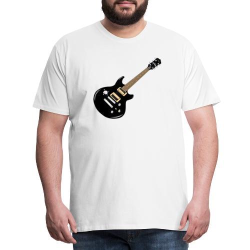 Gitarre - Männer Premium T-Shirt