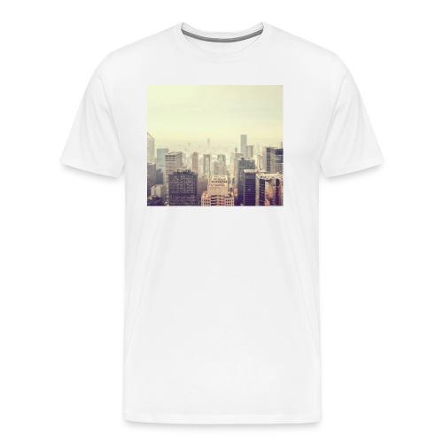 Beatiful City - Camiseta premium hombre