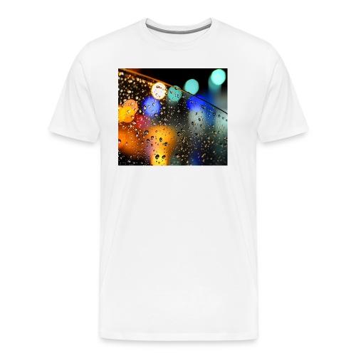 Abstract - Camiseta premium hombre