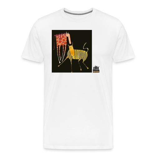 82 For kids 016 - Camiseta premium hombre