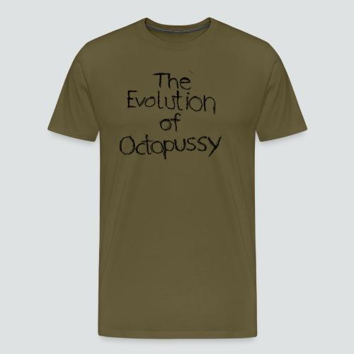 Evoctopussy png - Männer Premium T-Shirt