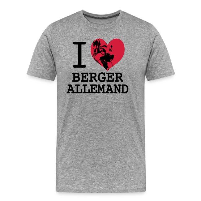 I love Berger Allemand 2