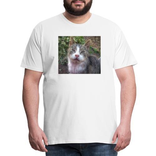 Katze Max - Männer Premium T-Shirt