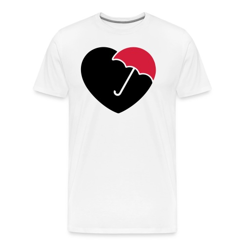 heart - Männer Premium T-Shirt