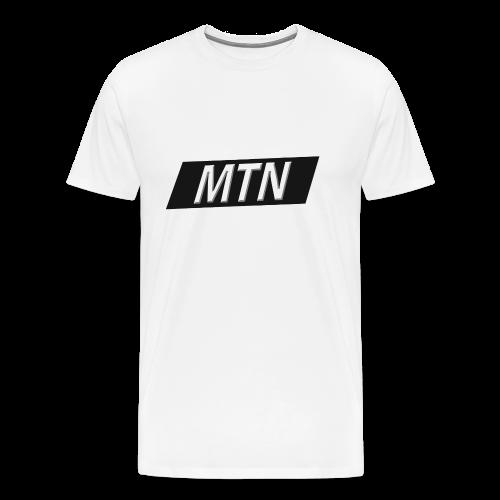 MTN Sportstaske m. BoxLogo - Men's Premium T-Shirt