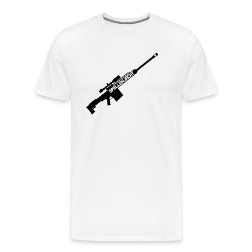Het Jacht Geweer - Mannen Premium T-shirt