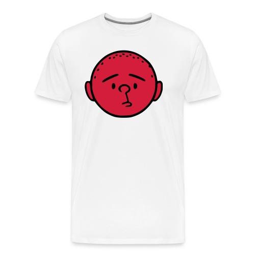 pilkstflcolor - Premium-T-shirt herr