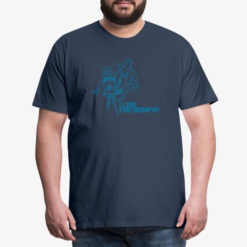 Photography - Camiseta premium hombre