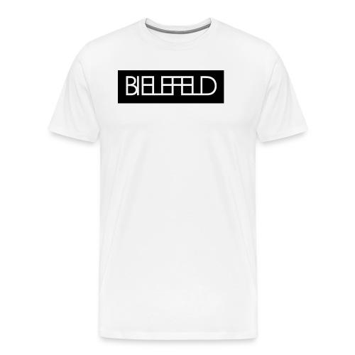 Heimatliebe BIELEFELD Style von yippieyeah - Männer Premium T-Shirt
