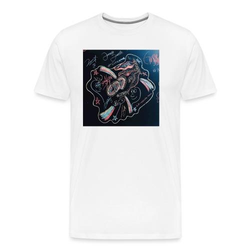 CD9 CARTEL - Camiseta premium hombre