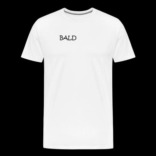 Bald - Mannen Premium T-shirt