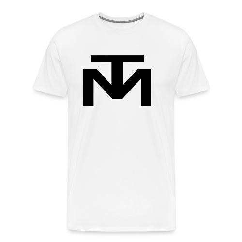 TM_logo_2018_clean - Männer Premium T-Shirt