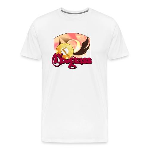 Neograss - Premium T-skjorte for menn