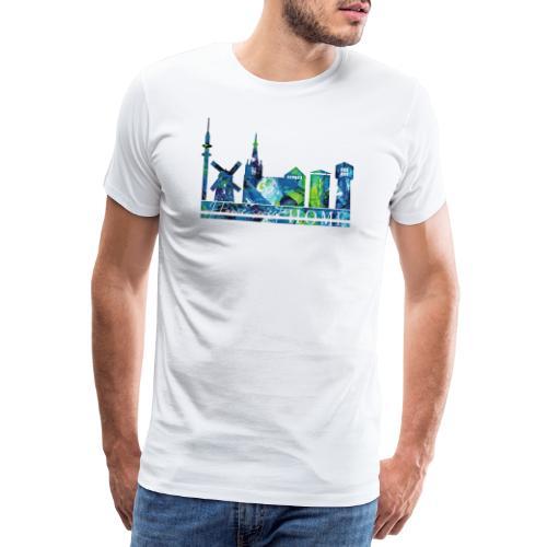 Erkelenz - Home sweet HOME - Männer Premium T-Shirt