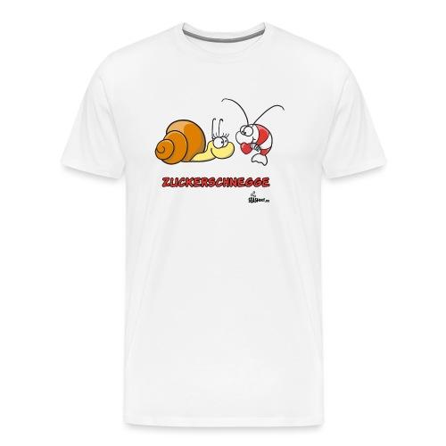 zuckerschnegge - Männer Premium T-Shirt