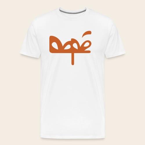 DAPE BAG - Maglietta Premium da uomo